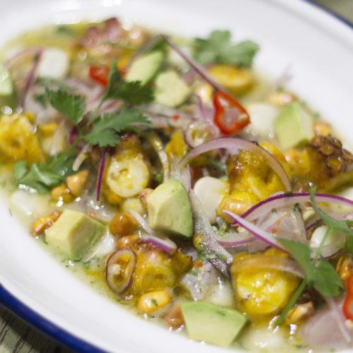Galería fotos Yakumanka Barcelona Gastón Acurio cocina peruana